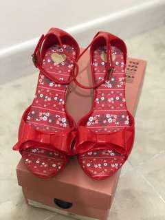 Melissa膠鞋