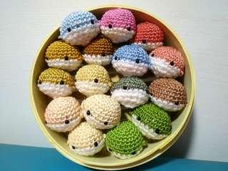 Whale amigurumi crochet limited edition!