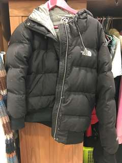 🚚 The north face 羽絨外套