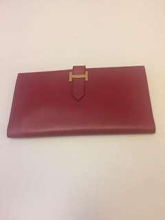 Hermes Vintage Bearn Wallet