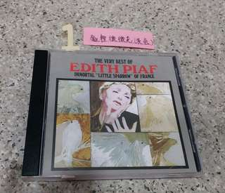 (CD) THE VERY BEST OF EDITH PIAF