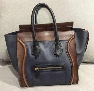 Authentic Celine Mini Luggage installment accepted