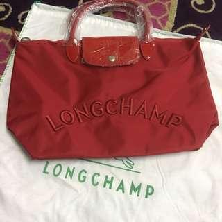 Longchamp Embroidery