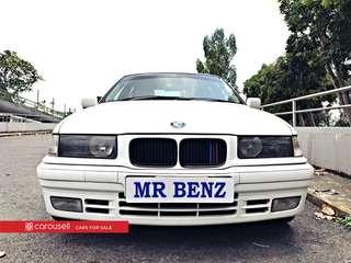 BMW 3 Series 318i (COE till 03/2019)