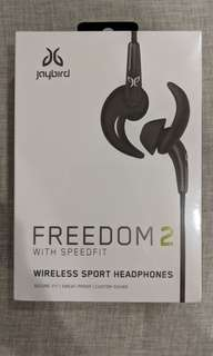 Jaybird freedom 2 (New)