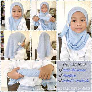 Instant Fiya Double Loop (Size S,M,L)