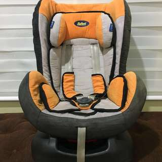 Halford Branded Baby Car Seat