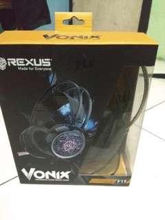 Headset Rexus - Vonix