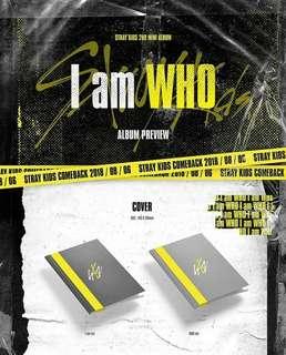 Stray Kids 2nd Mini Album: I Am Who