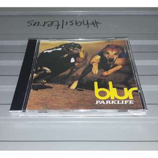 BLUR - Parklife (CD, Album)