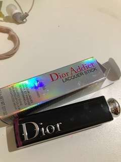 Dior addict lipstick - dark flower