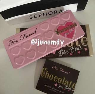 TOO FACED Chocolate Bon Bons (FINAL PRICE)