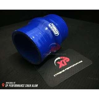 "Samco Sport Silicone intake hose hump 2.5"" anti vibration"