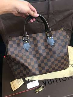 100% Authentic LV Speedy 30 Bag,Complete,In very good condition