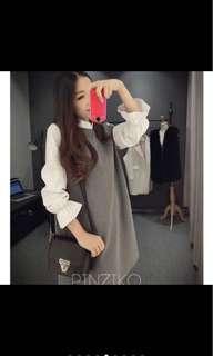 korean tops blouse