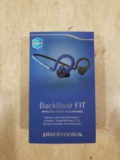 BNIB BackBeat Fit wirless sport headphone