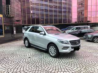 2014 MERCEDES-BENZ ML400