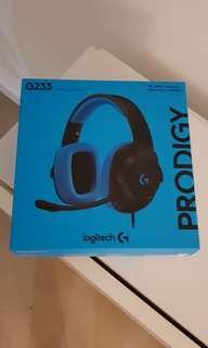 Logitech G233 Headphone