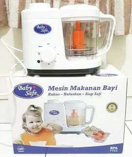 Baby safe steam & blend baby food maker