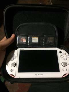 PS Vita Slim (White)