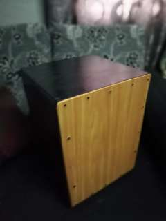 Cajon Drumbox Hand Percussion c.made Birch Wood brand New Great High Quality