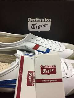Legit sale ! ONITSUKA TIGER WITH CARD made in indonesia
