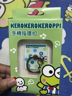 Keroppi Kerokerokeroppi Cellphone ring