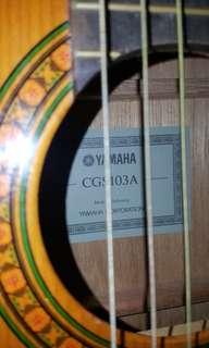 Guitar brand yamaha