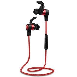 防水重低音磁吸藍芽耳機4.1+EDR