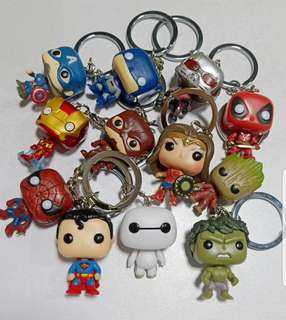 ON SALE! Funko pop keychain
