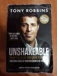 Tony Robbins - Unshakeable