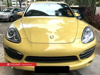 Porsche Cayenne Hybrid S 3.0A Tip
