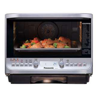 Panasonic Combined Microwave & Convection Oven with Steamer (NN-SV30)