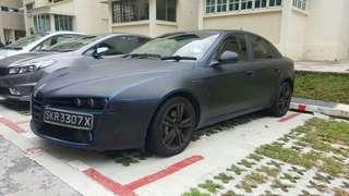 Alfa Romeo SG