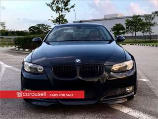 BMW 3 Series 335i Coupe Sunroof