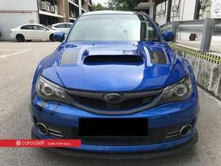 Subaru Impreza WRX 5D 2.5M STI