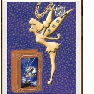 Tinker Bell 頸鍊 (金色/銀色)