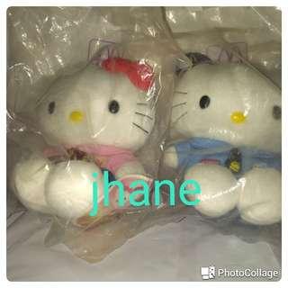 Hello Kitty Mcdo Collectibles couples