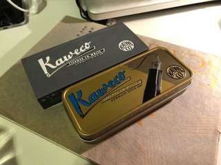 Kaweco Ink Pen with Case