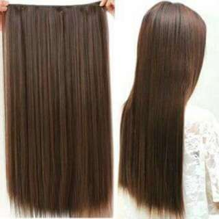 Straight hair extension on hand ready to ship!!!