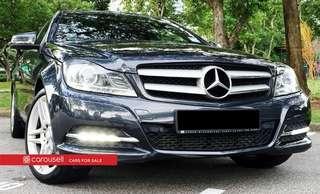 Mercedes-Benz C-Class C250