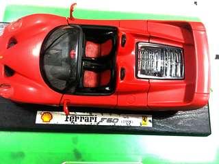 Ferrari F50 Car model