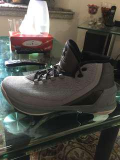 Under Armour Steph Curry Football shoes