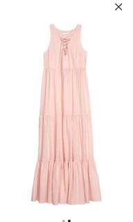 Dress Maxi H&M Brand New (NP:RM169) size34