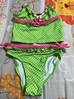 2-Piece Baby Swimsuit