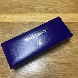 Waterman Paris Black Ball Pen 名筆 黑金 原子筆