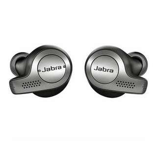 [In Stock] Jabra elite 65t Bluetooth Wireless In-Ear True Earphones with Mic