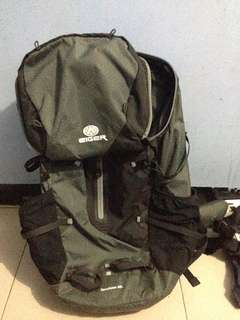 Tas eiger carrier not herschel/jansport