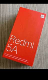 BRAND NEW SEALED Redmi 5A for Sale