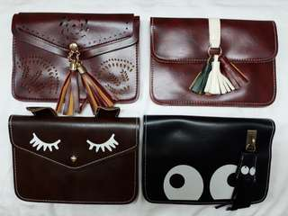 Clearance Sale: 4 pcs. for 500 sling bag